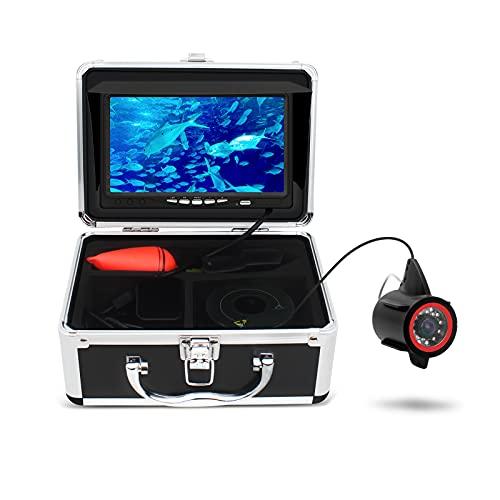 MOQCQGR Underwater Fishing Camera, Portable Video Fish Finder wiht 7...