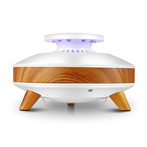 YULAN stomp-muggen-lamp hars hout steken stille detectie-aandrijving muggenbestendig slaapkamer huis binnen 2 kleur 200 * 200 * 130 mm EEN
