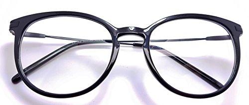 i-Office Arbeitsplatzbrille | Bildschirmarbeitsplatzbrille für optimiertes Sehen 80 bis 40cm inkl. BlueCut Beschichtung| PC und Lesebereich in einer Brille (+3.00 Lesestärke ab ca. 65 Jahren)
