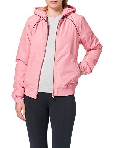 Bench Damen CATCH Jacke, Rosa (Light Pink PK162), 38 (Herstellergröße: M)