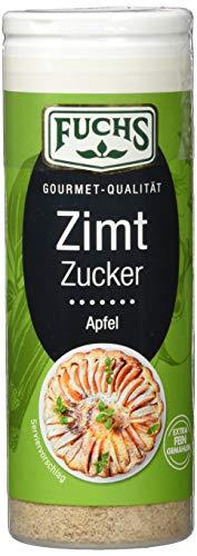 Fuchs Gewürze Zimt-Zucker Apfel, 4er Pack (4 x 100 g)