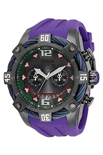 Invicta DC Comics - Joker 33166 Reloj para Hombre Cuarzo - 51mm
