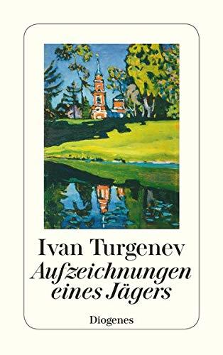 Buchseite und Rezensionen zu 'Aufzeichnungen eines Jägers: Samt drei ›Jägerskizzen‹ aus dem Umkreis (detebe)' von Ivan Turgenev