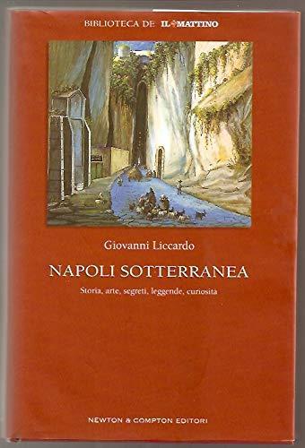 Napoli sotterranea. Una guida alla scoperta di misteri, segreti, leggende e curiosità nascoste