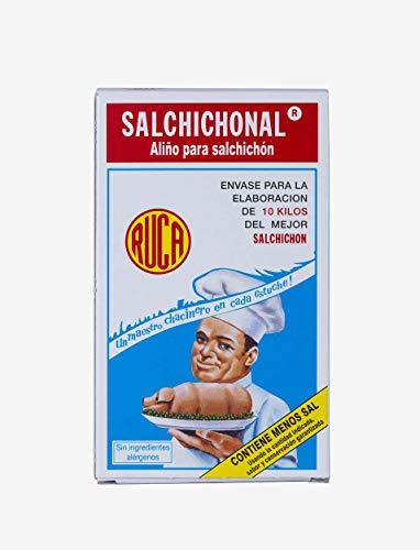 Mezcla de Especias , Condimentos y Aditivos para la elaboración de 10 kilos de Salchichon