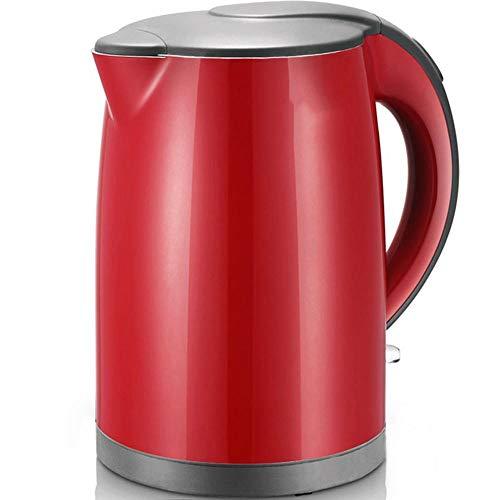 Wasserkocher, Quiet Boil-Wasserkocher, VerbrüHungsfreier 1,5-L-Wasserkocher, Haushaltskessel Aus Edelstahl