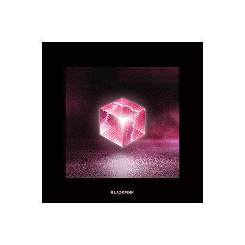 YG Entertainment Idol Goods Fan Products YG Select BLACKPINK SQUARE UP 1st Mini Album Black Ver.