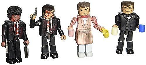 Diamond Select Toys Pulp Fiction 20th Anniversary  The Bonnie Situation Minimates Box Set by Diamond Select