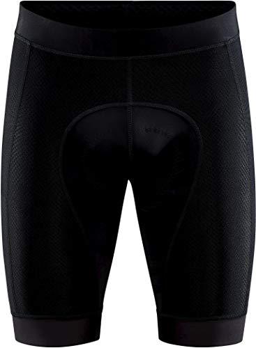 Craft ADV Endur Solid - Pantalón corto para hombre, color negro