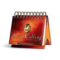 Jesus Calling: 365 Day Perpetual Calendar (An Inspirational Dayspring DayBrightener) 1608176428 Book Cover