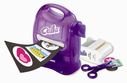 Tomy - Dessins - Cella Magnet et Sticker