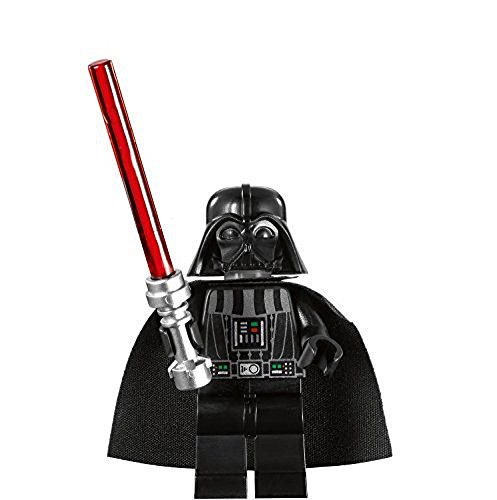 Lego Star Wars Darth Vader Minifigure with Lightsaber (Imperial Inspection version)