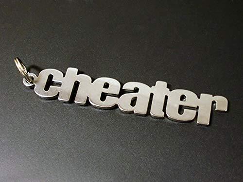 Preisvergleich Produktbild Special Parts Cheater Schlüsselanhänger NEU PC Gaming Accessories