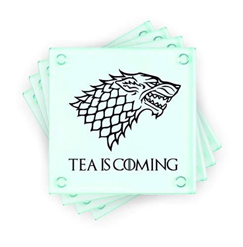 Lapal Dimension Tea is Coming Juego de Tronos Casa Stark, juego de...