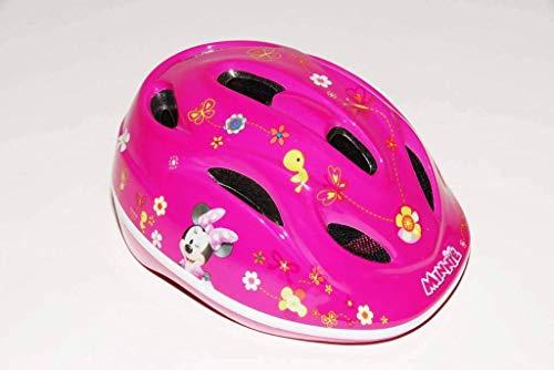 Disney Minnie Mouse - Casco Infantil para Bicicleta