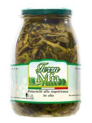 Friarielli alla napoletana in olio (314)