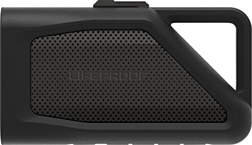 LifeProof AQUAPHONICS AQ9 Portable Bluetooth Speaker - Obsidian Sand