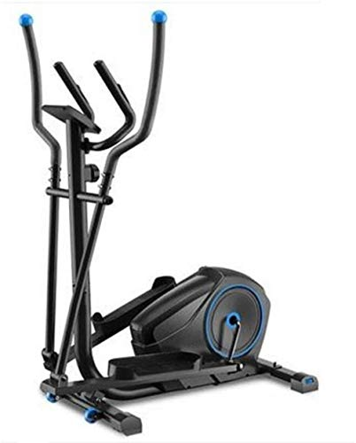 Crosstrainer Elliptische trainer met LCD-scherm Thuiskantoor Fitness Workout Machine Magnetische cardiotraining 50x92x152cm(Upgrade)