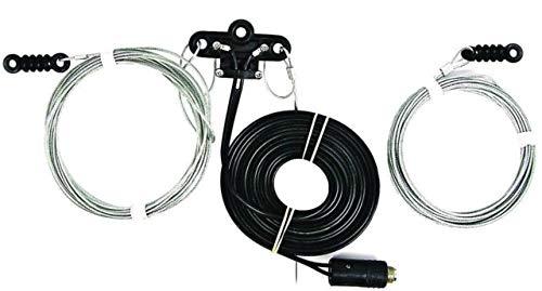 I.L. Sigma G5RV Full Size Filament HF-3,5-30 MHz ohne Falle (Länge: 31 m)