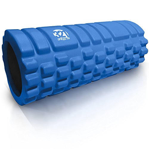 321 STRONG Foam Roller - for Myofascial Trigger Point Release