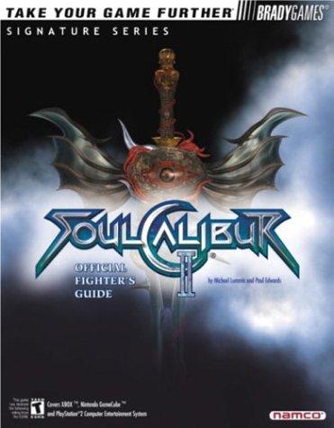 Soul Calibur 2 Official Strategy Guide