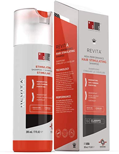 Ds LAB Revita Stimulating Shampoo 180ml Hair Growth High Performance by Revita