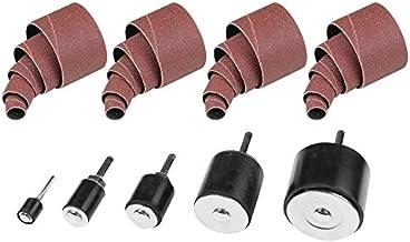 POWERTEC 11301 Sanding Drum Drill Press | 25 Piece Kit