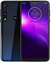Motorola One Macro (Space Blue, 64 GB) (4 GB RAM)