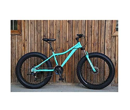 RJJBYY Bicicleta RSBC / 24/26 Pulgadas, Velocidad ampliada/Variable/montaña/Bicicleta/aplicable/Camping/Estudiante
