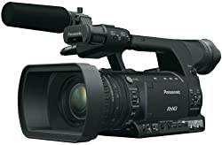 Panasonic HD Handheld Video Camera