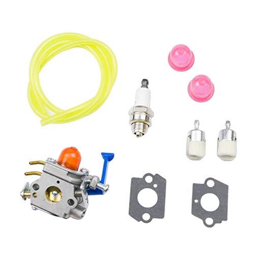 #N/A/a 545081848 carburador Filtro de Combustible imprimación Bombilla bujía Kit para Husqvarna 128C 128R