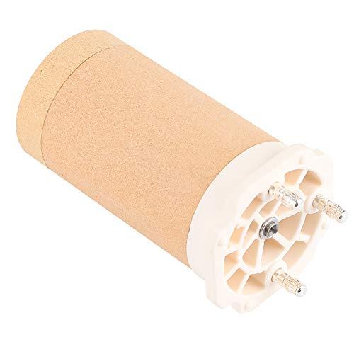 Piezas del calentador, buen rendimiento de aislamiento, cerámica resistente al calor de alta calidad, núcleo calefactor, Schweissgerat Zubehor para herramienta neumática Air Chaud Plastic