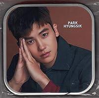 パク・ヒョンシク ZE:A(ゼア)CDケース K 韓国俳優ap03