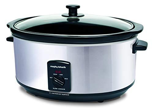 Morphy Richards 48715EE–Maschine für Kochen zum köcheln (6,5Liter)