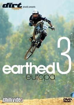 Earthed 3 Mountain Bike DVD