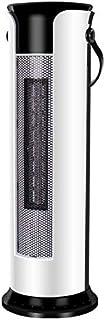 BAIYUNLONG Pequeño Mini Ventilador portátil Sacudir la Cabeza del hogar Vertical Torre de Ventilador del radiador de calefacción eléctrica Caliente Calentador de Aire del Ventilador, Manual Versión
