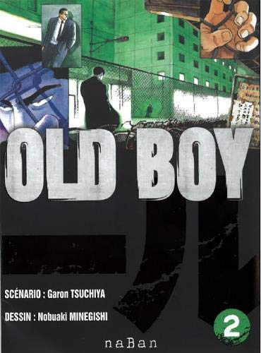 Old Boy Edition double Tome 2