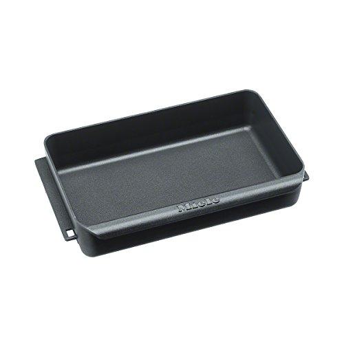 Miele 10314280 HUB62-22 Universalbräter induktionsfähig / 42,2 cm / leichte Reinigung dank hochwertiger Antihaft-Beschichtung