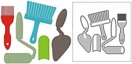 Tool Brand Cheap Sale price Sale Venue Brush Metal Paper Cutting for DIY Dies Stencils Scrapbookin