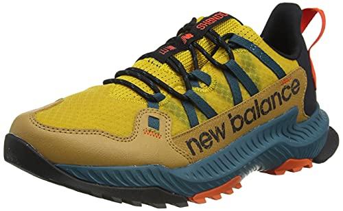 New Balance MTSHAV1, Zapatillas para Carreras de montaa Hombre, Harvest Gold, 42.5 EU