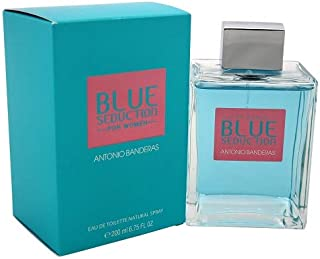 Antonio Banderas Blue Seduction Woman - Blue Sw 200 ml Vaporizador