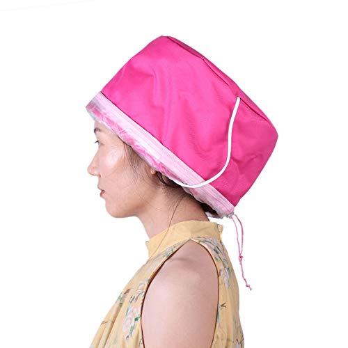 Chapeau de soin des cheveux, Capuchon de vapeur de cheveux Capuchon de spa électrique Capuchon de cheveux électrique Capuchon thermique pour cheveux Spa Home Nourishing Care Hat