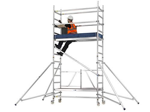 reachmaster Mobile steiger Tower 5600108 werkhoogte 8,5 m