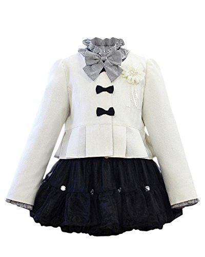 女の子 スーツ 23039 入学式 子供服 女の子スーツ 5点セット 卒園式 フォーマル 結婚式 七五三 発表会 [リトルリード] LITTLE LEAD 120cm