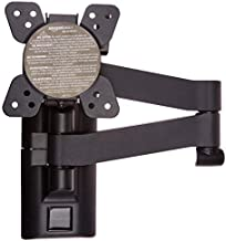 AmazonBasics Heavy-Duty, Full Motion Articulating TV Wall Mount for 12-inch to 39-inch LED, LCD, Flat Screen TVs (Renewed)