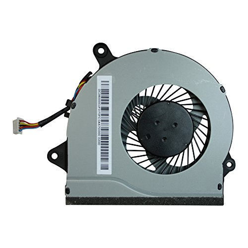 Power4Laptops Ventilador para Ordenadores portátiles Compatible con Lenovo IdeaPad 300-15ISK