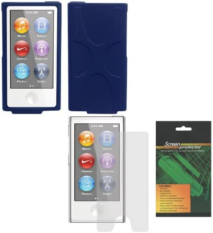 iShoppingdeals Max 90% OFF - Black Soft Silicone Case Skin and Anti-Gl New mail order Cover