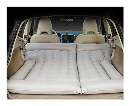 LALAWO Luftmatratze, aufblasbares Autokissen, 4/6 Luftmatratze-Koffer, passend for die meisten Autos