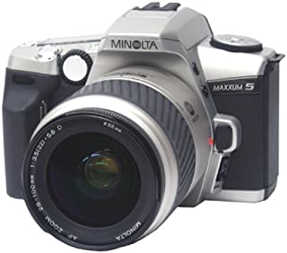 Minolta Maxxum 5 35mm SLR Kit with 28-100 Lens