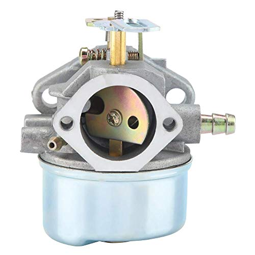 TOPINCN Reemplazo del Carburador para Quitanieves para Tecumseh 640349 640052 640054 8Hp 9Hp 10Hp Motor Asequible Accesorios De Repuestos para Cortacésped
